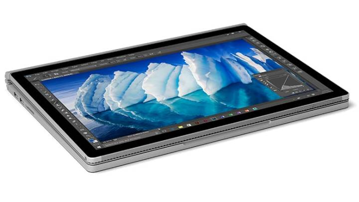 Surface Book 2 Hinge Gap