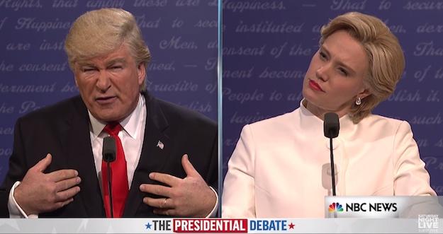 Trump Vs Clinton Debate