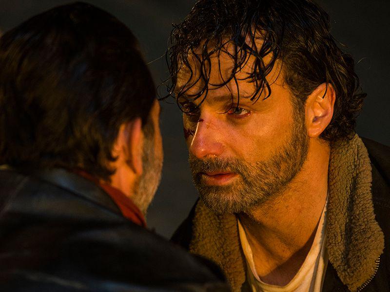 The Walking Dead Season 7 Episode 1 Full Episode