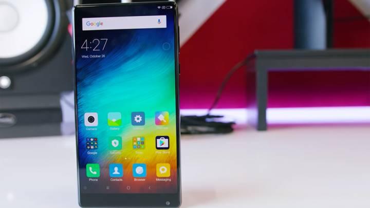 Xiaomi Mi Mix 2 Release Date
