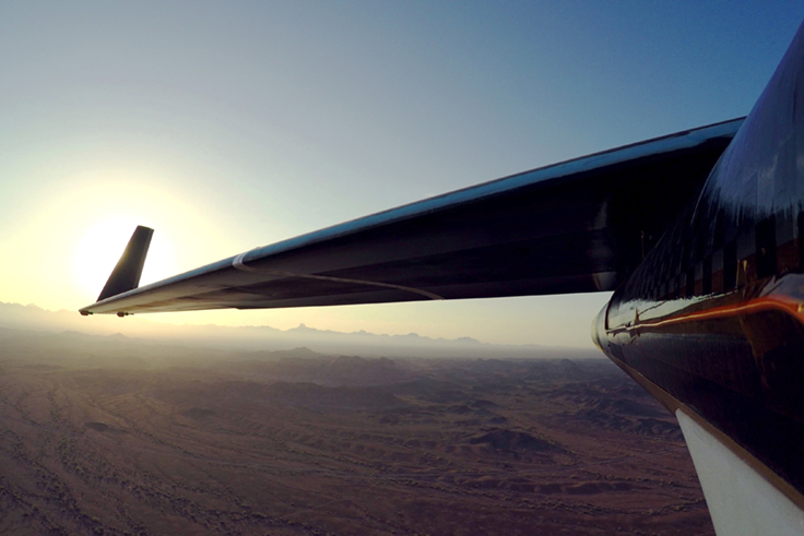 Facebook Drone Project