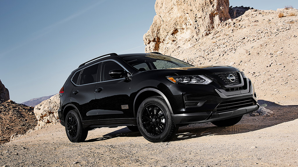 Nissan's 'Star Wars' Rogue One SUV is a massive letdown – BGR