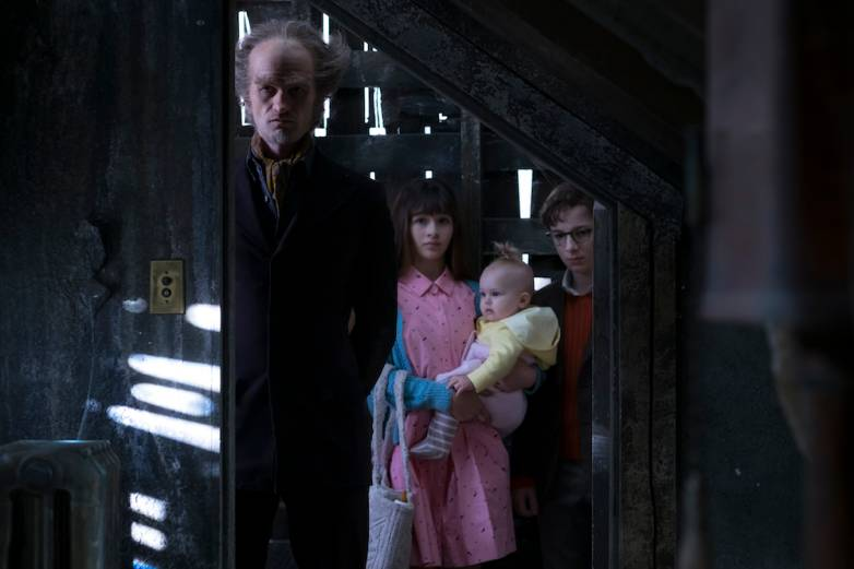 A Series of Unfortunate Events Netflix Trailer
