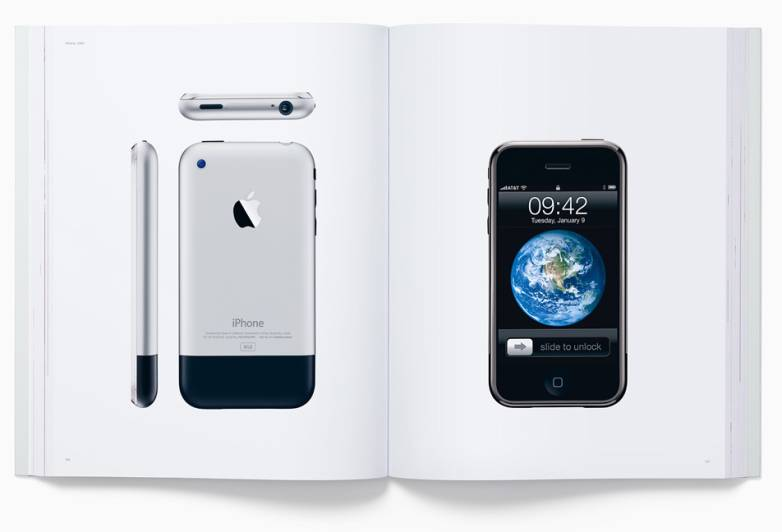 Apple Book Design