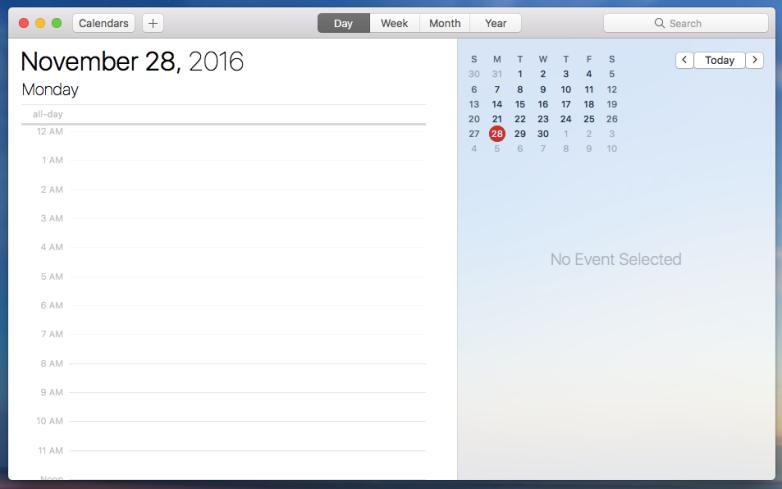 iPhone iCloud Calendar Spam