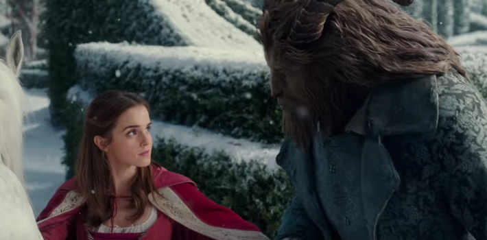Beauty And The Beast First Trailer