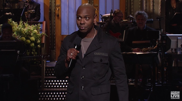 SNL Dave Chappelle