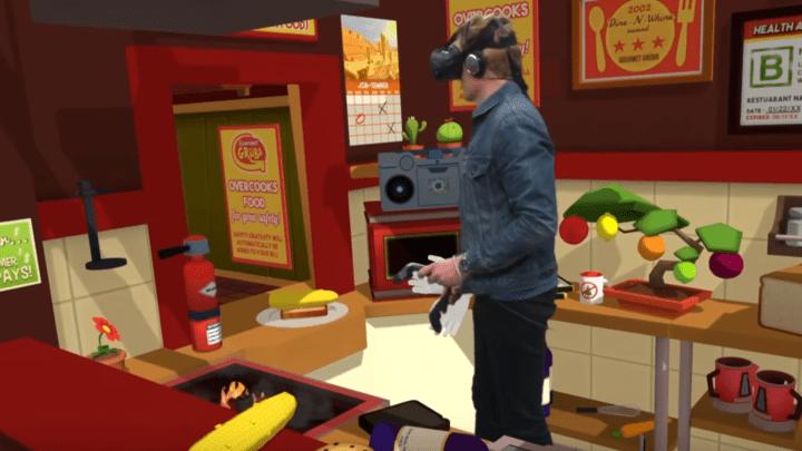 Conan VR
