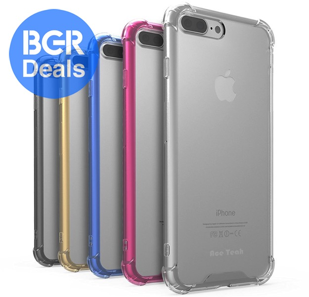 Get 5 Shockproof Iphone 7 Plus Cases For 5 In This Pre Black Friday Sale Bgr
