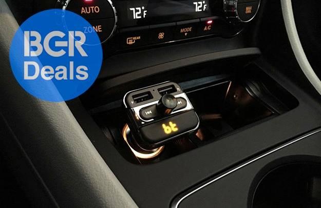 Bluetooth Car Adapter Amazon