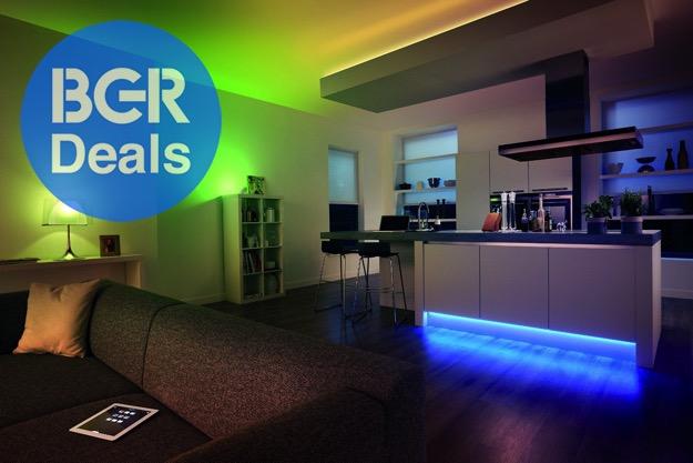 5 ways to get started with philips hue smart light bulbs bgr. Black Bedroom Furniture Sets. Home Design Ideas