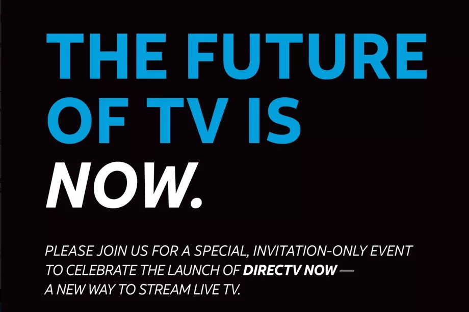 directv-now-launch-invite