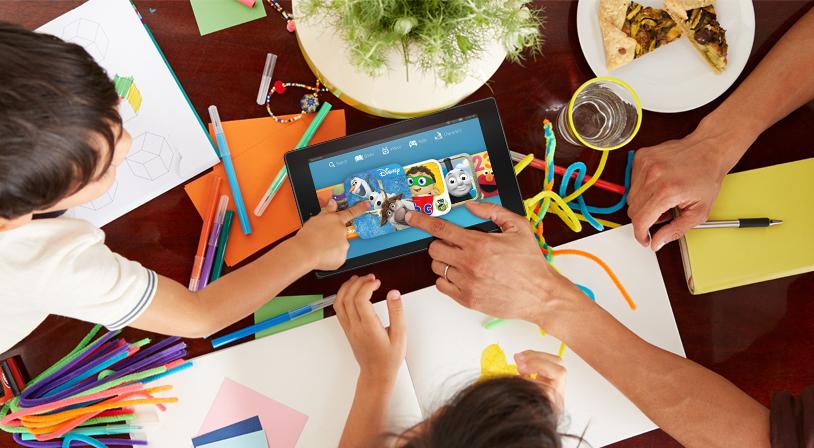 Amazon Fire HD 8 Tablet Sale