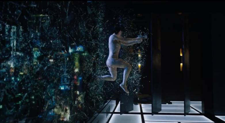 Ghost in the Shell First Trailer