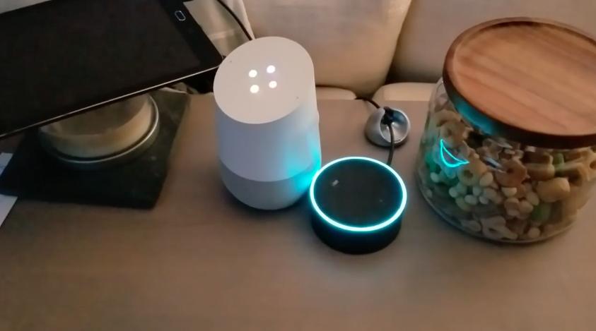 Google Home vs. Amazon Echo