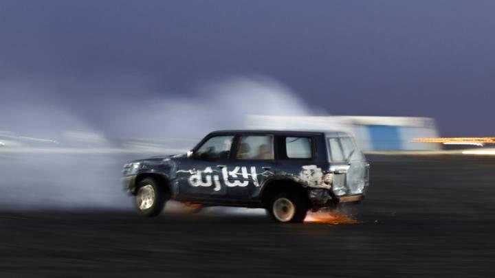 Hajwalah SUV Stunt Sport Rules