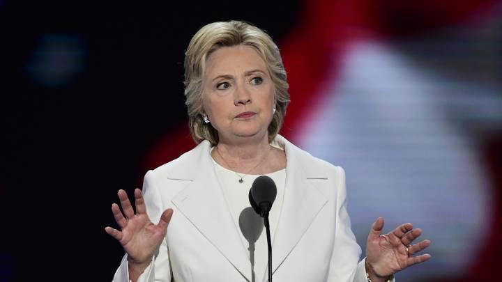 Hillary Clinton Concession Speech