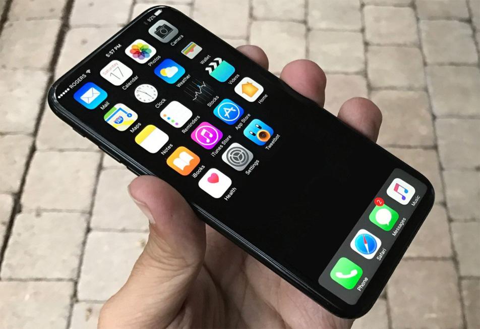 iPhone 8 Rumors OLED Shortage