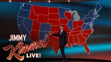 Colbert Conan Kimmel Meyers