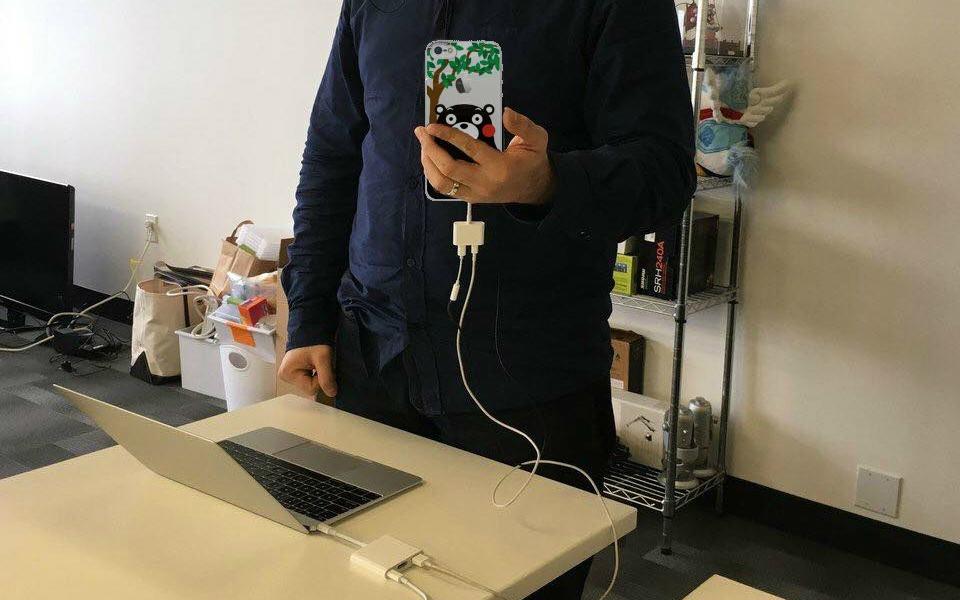 MacBook Pro 2016 to iPhone 7 Adapters