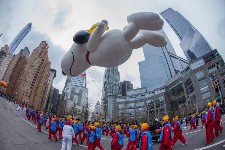Macy's Thanksgiving Day Parade 2016 Livestream