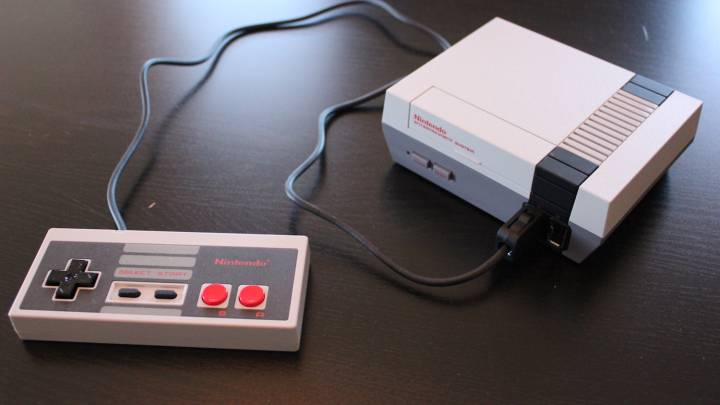 NES Classic at Amazon