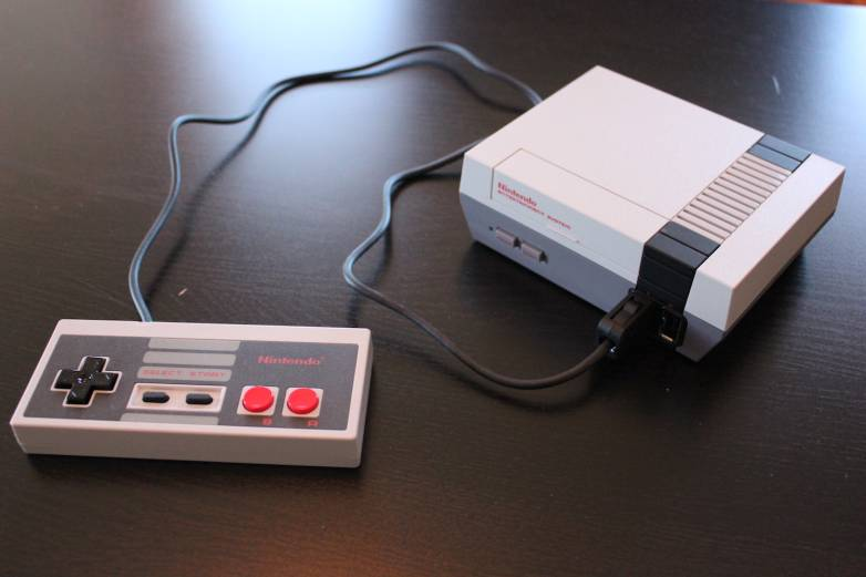 NES Classic Black Friday