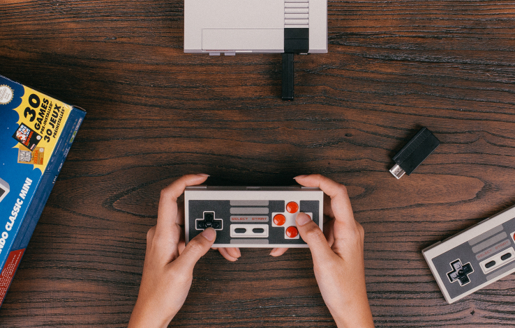 NES Classic Wireless Controller Adapter