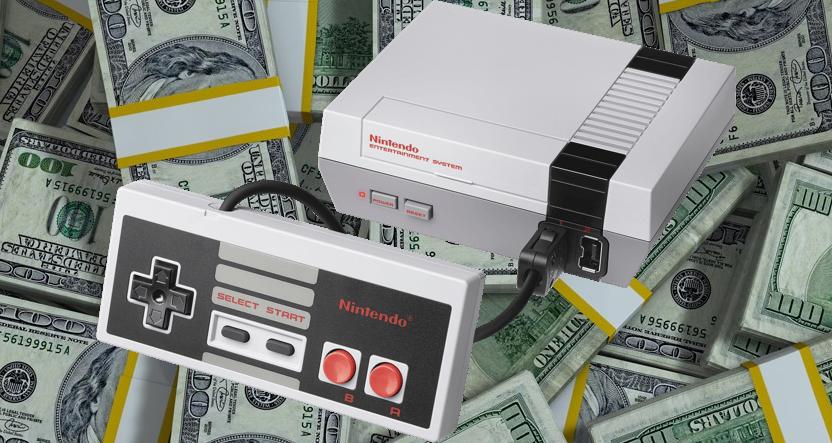 NES Classic Edition Walmart