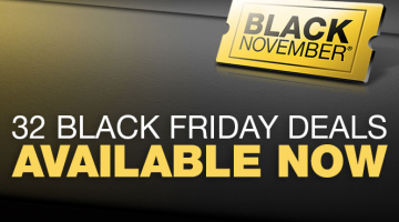 Newegg Pre-Black Friday 2016