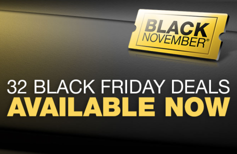Black Friday 2016 Newegg