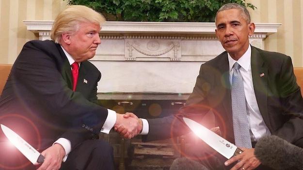 obama-trump-knives