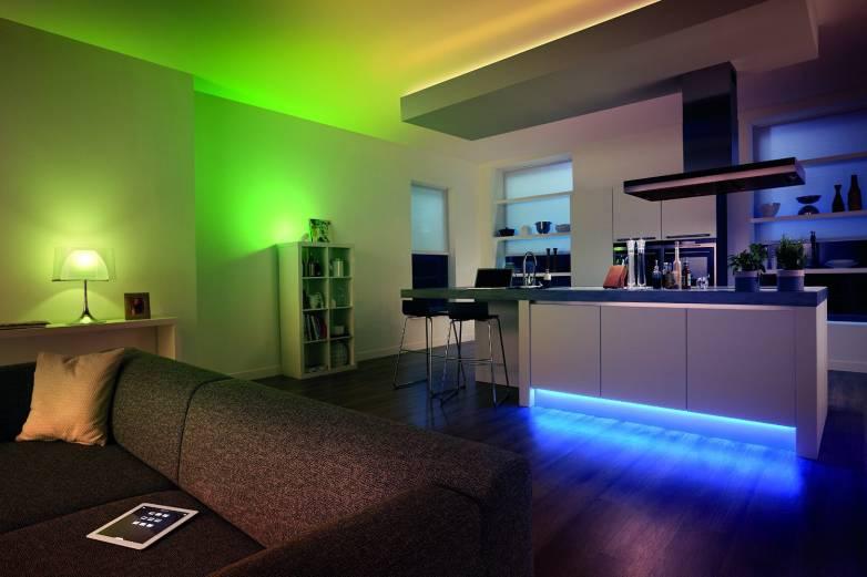Multicolor Smart LED Bulbs