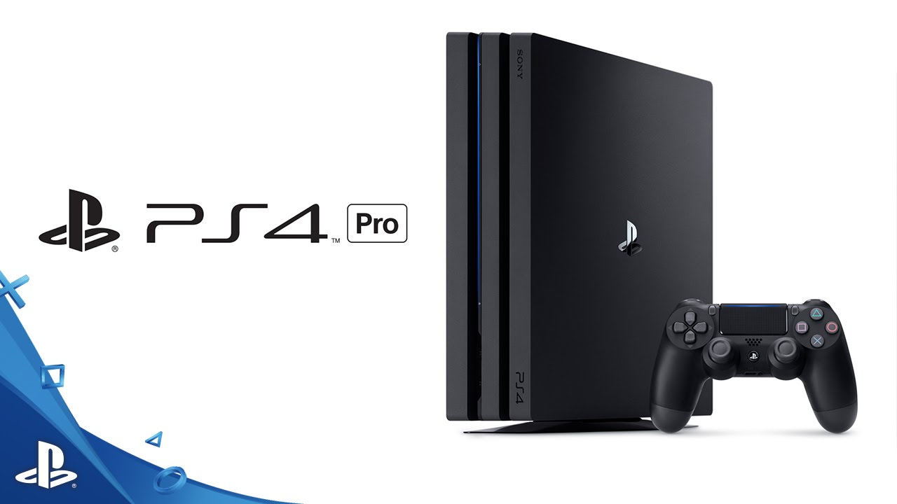 PS4 Pro Support Games