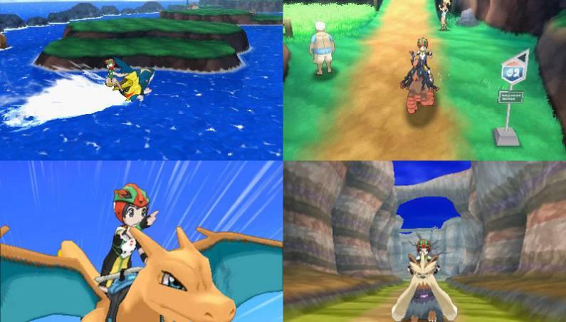 Pokemon Sun and Moon pirates
