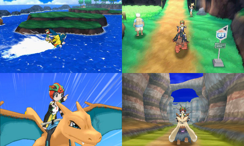Pokemon Sun and Moon pirates