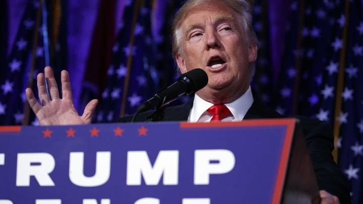 Donald Trump on Jill Stein's Recount