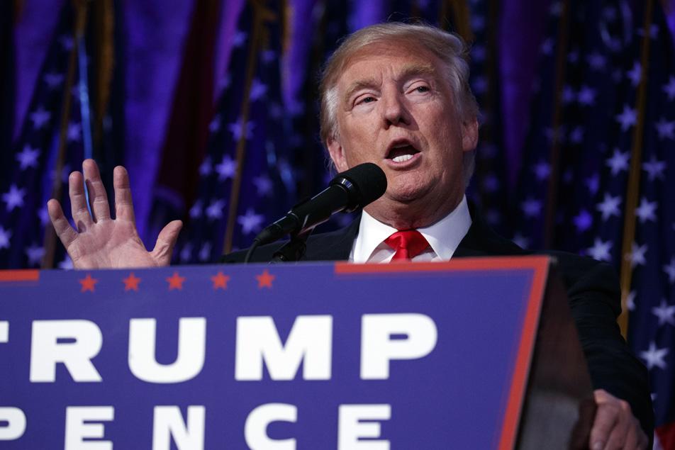 Donald Trump President Speech