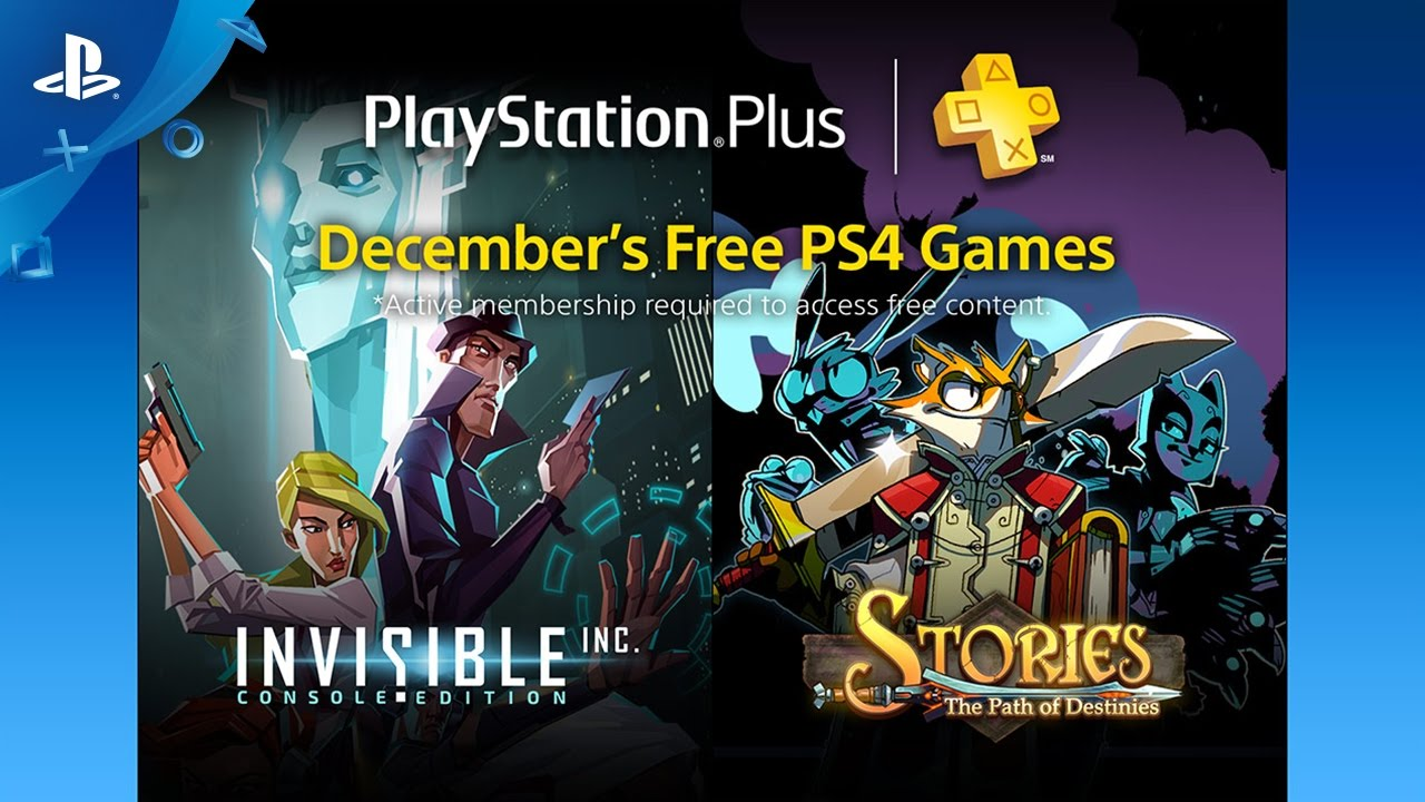 PS Plus Free Games