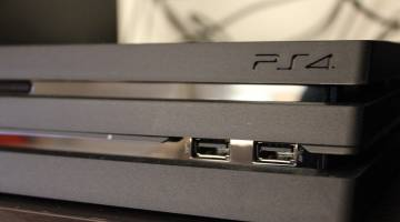 PS4 Pro Boost Mode release date
