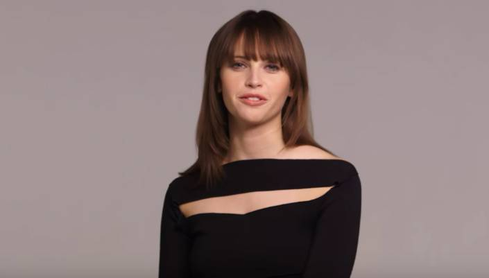 Rogue One Felicity Jones