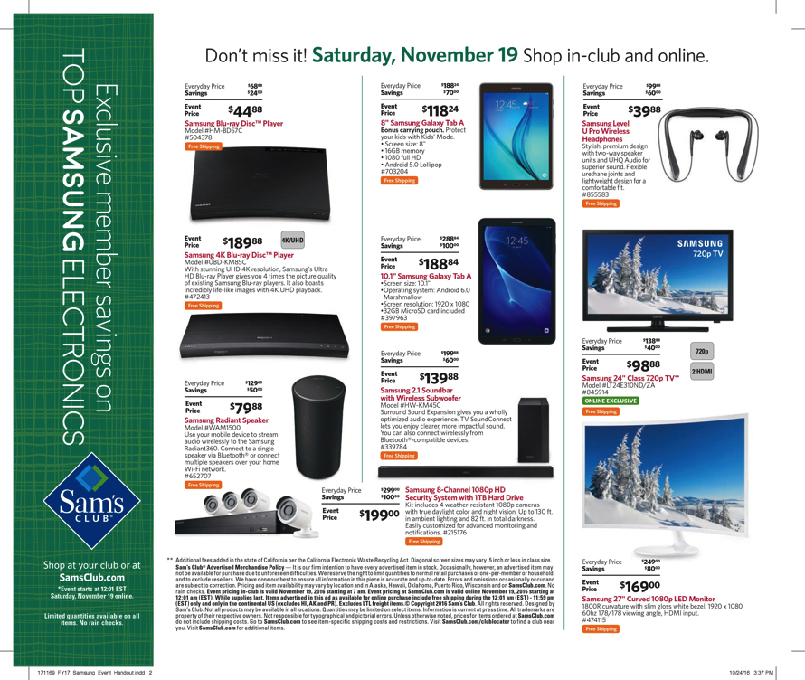 sams-club-pre-black-friday-samsung-deals-2