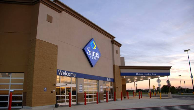 Sam's Club One Day Only Sale