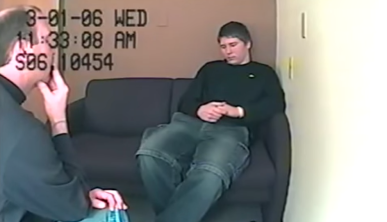brendan dassey released