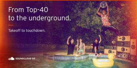 SoundCloud Go Black Friday