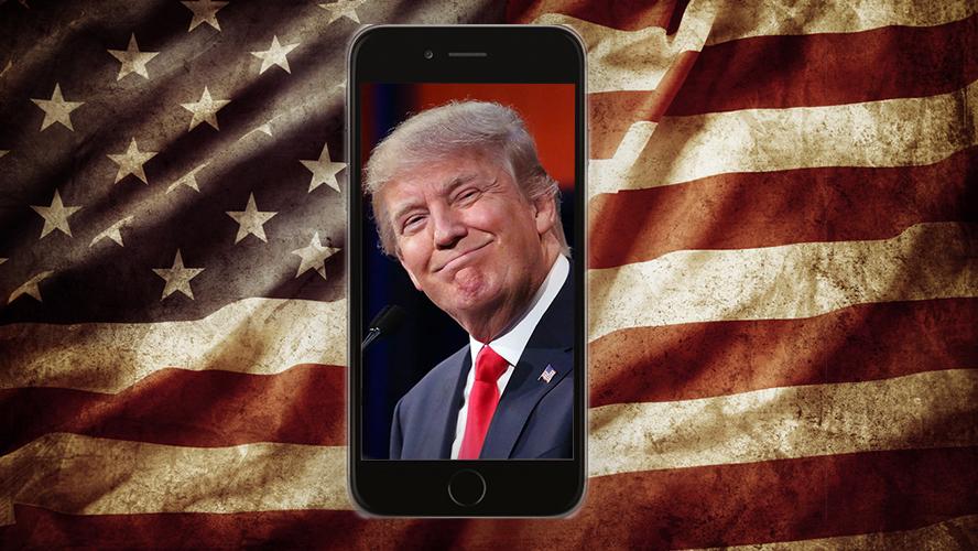 Apple Trump iPhone