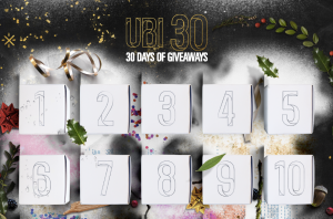 Ubisoft 30 Days of Giveaways