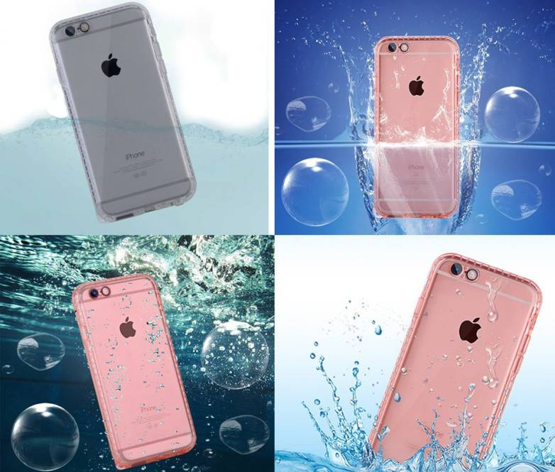 Waterproof iPhone 6s Case