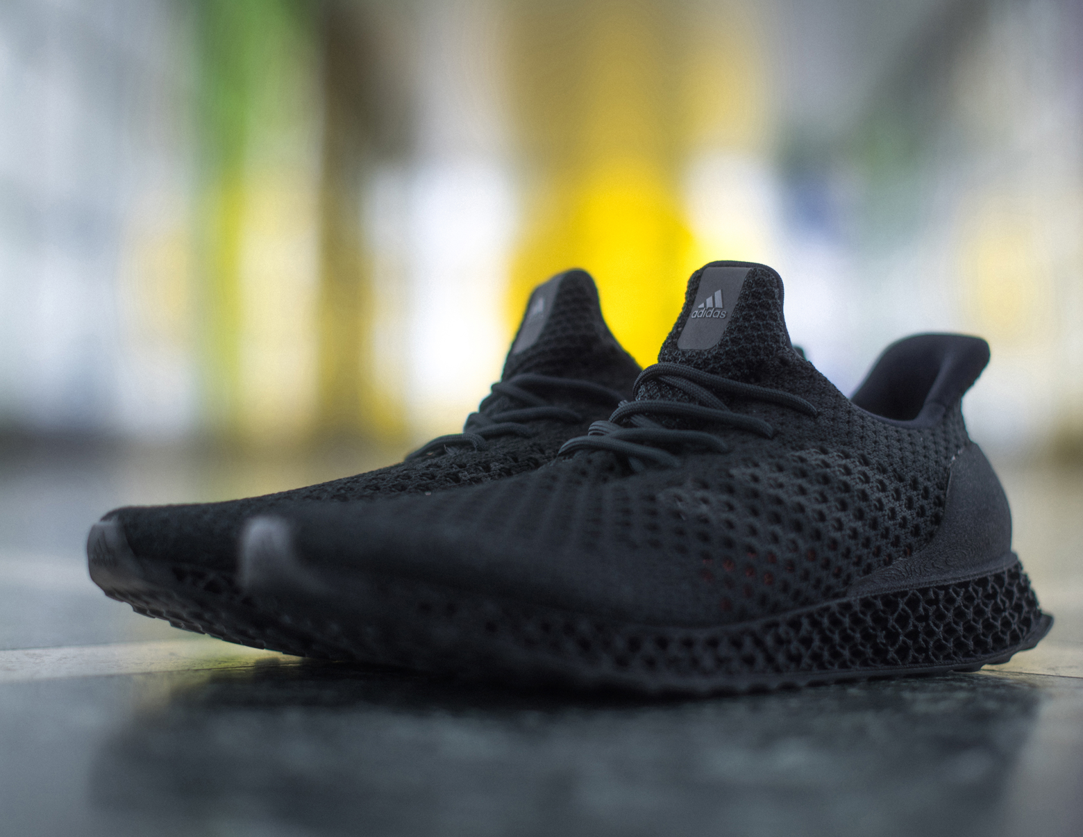 Future Footwear! The adidas 3D Runner Will Be Available In Limited Numbers