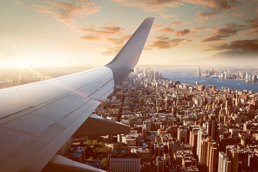 Airbnb Flight Booking